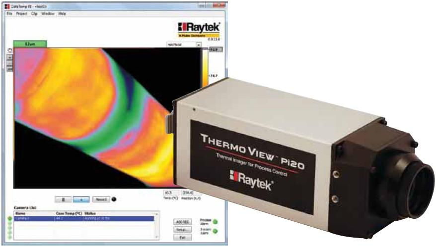 Промышленний тепловизор ThermoView Pi20
