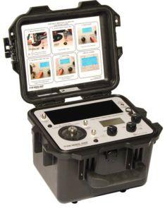 Портативная система для поверки и калибровки датчиков вибрации модель 9100D/9110D