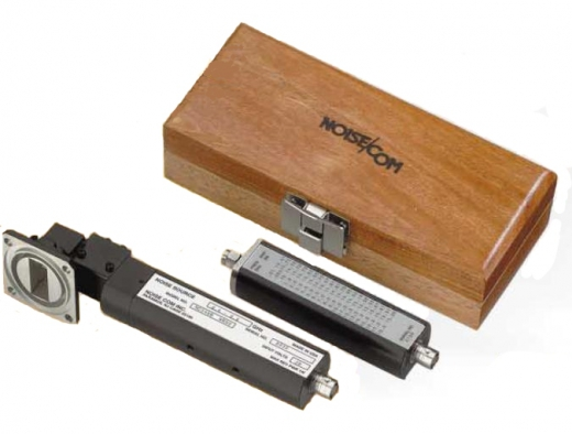 Серия широкополосных калиброванных коаксиальных источников шума Noisecom NC346
